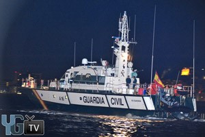 Guardia Civil Incursions